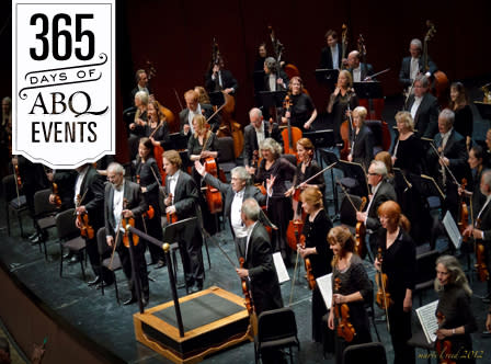 New Mexico Philharmonic Neighborhood Concert Series: Mozart and Haydn - VisitAlbuquerque.org
