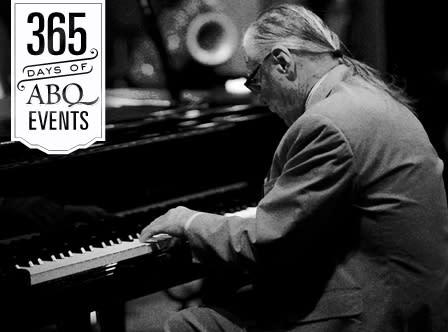 Vernon's Black Diamond Lounge: Solo Piano with Bob Tate- VisitAlbuquerque.org