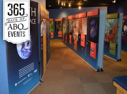 Exhibition: Earth From Space - VisitAlbuquerque.org