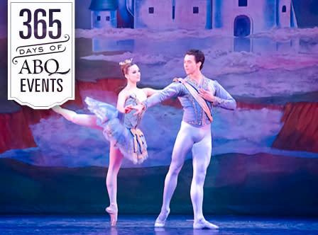 Performance: The Nutcracker Ballet - VisitAlbuquerque.org