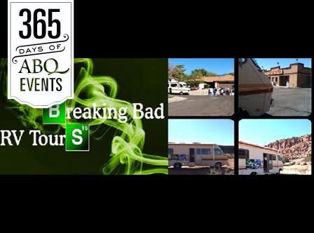 Breaking Bad RV Tour - VisitAlbuquerque.org