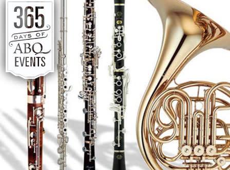 Chatter Sunday: Wind Quintet + Piano - VisitAlbuquerque.org