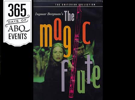 European Classics Film Series: The Magic Flute - VisitAlbuquerque.org