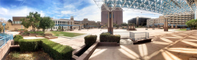 Albuquerque's Civic Plaza
