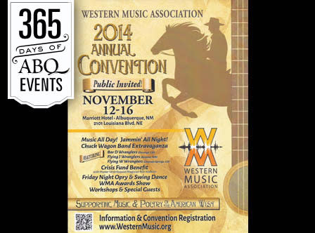 Western Music Association Annual Convention - VisitAlbuquerque.org