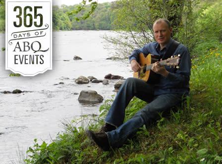 Concert: Jim Malcolm - VisitAlbuquerque.org