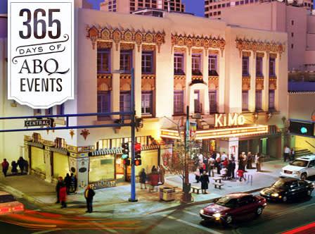 KiMo Theatre- VisitAlbuquerque.org