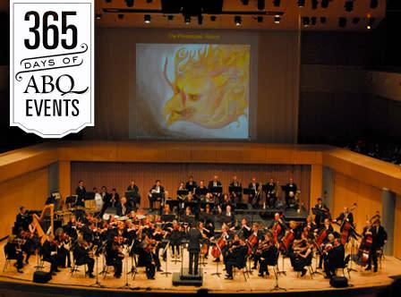 Albuquerque Philharmonic Orchestra Fall Concert - VisitAlbuquerque.org
