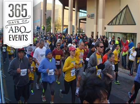 31st Annual Big 5 Duke City Marathon - VisitAlbuquerque.org