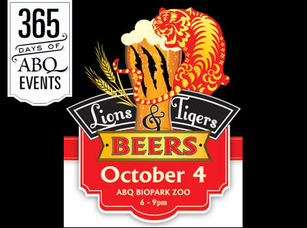 Lions, Tigers & Beers at the ABQ BioPark Zoo - VisitAlbuquerque.org
