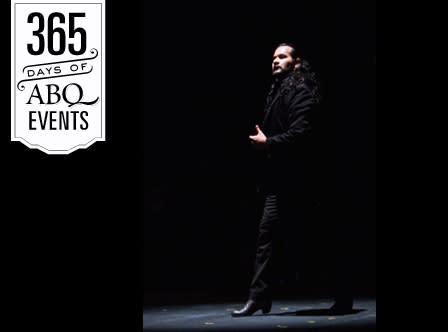 Performance: Jesús Muñoz Flamenco Techarí - VisitAlbuquerque.org