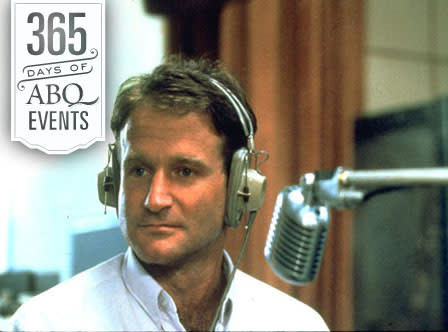Robin Williams Retrospective: Good Morning, Vietnam - VisitAlbuquerque.org