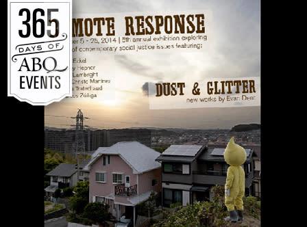Exhibition: Remote Response - VisitAlbuquerque.org