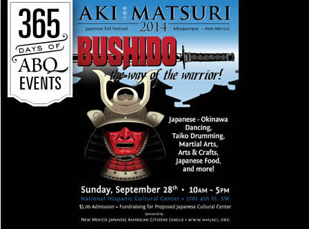 Aki Matsuri Japanese Fall Festival - VisitAlbuquerque.org
