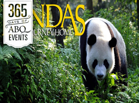 Film: Pandas-The Journey Home - VisitAlbuquerque.org