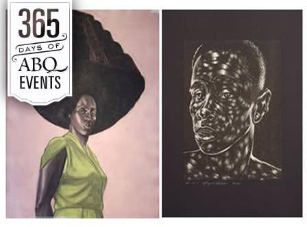 Artist Talk: Toyin Odutola - VisitAlbuquerque.org