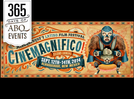 ¡Cine Magnífico! Latino Film Festival - VisitAlbuquerque.org