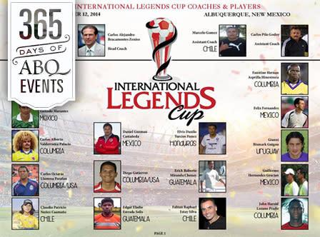 International Legends Cup - VisitAlbuquerque.org