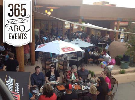 Party on the Patio - VisitAlbuquerque.org