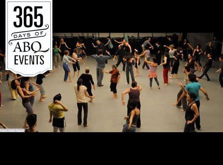 Dance Workshop: Gaga/Dancer Movement - VisitAlbuquerque.org