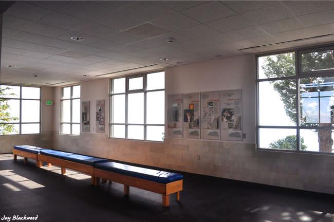Jay Blackwood - Inside the Upper Terminal