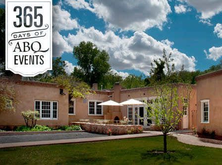 Los Poblanos Property Tour - VisitAlbuquerque.org