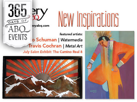 Exhibition: New Inspirations - VisitAlbuquerque.org