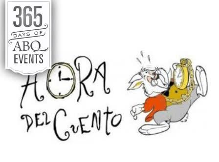 Jugamos Juntos: Tuesday Story Time - VisitAlbuquerque.org