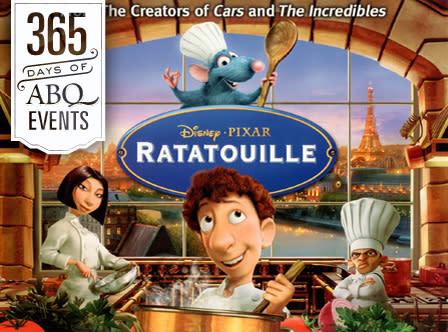 Summer Movie Series: Ratatouille - VisitAlbuquerque.org