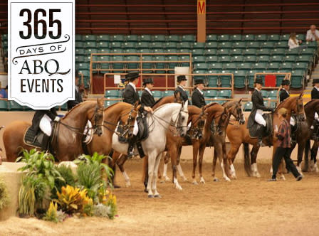 Youth Nationals Arabian & Half Arabian Championship Horse Show - VisitAlbuquerque.org