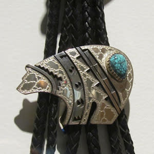 Native American Bolo Ties: Vintage and Contemporary Artistry (Heard Museum, Phoenix, AZ)