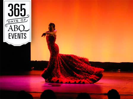 Festival Flamenco Internacional de Alburquerque - VisitAlbuquerque.org