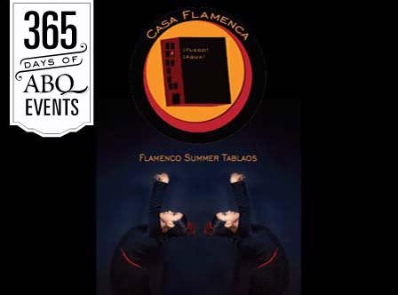 Flamenco Summer Tablaos - VisitAlbuquerque.org