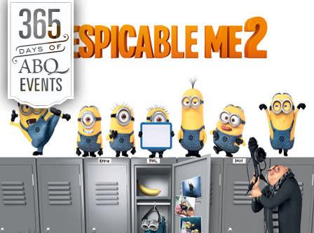 Despicable Me 2 - VisitAlbuquerque.org