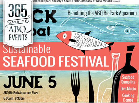 Rock the Boat Seafood Festival - VisitAlbuquerque.org