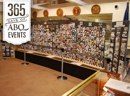 Veterans Memorial Wall - VisitAlbuquerque.org