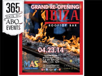 Grand Re-Opening of Ibiza