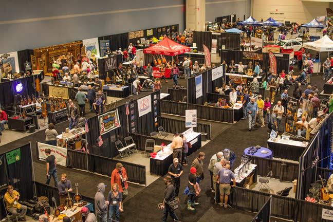 World of Bluegrass Expo