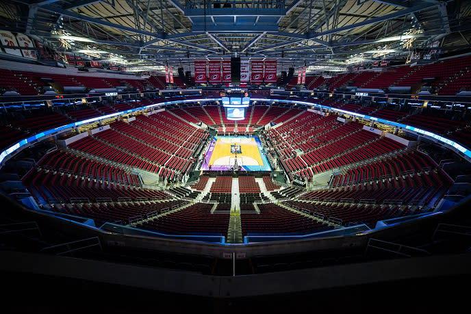NCAA Basketball PNC Arena