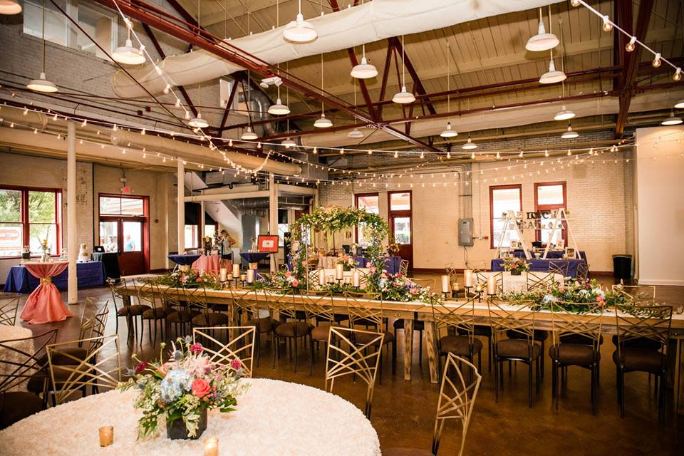 Market Hall, A Historic Event Space