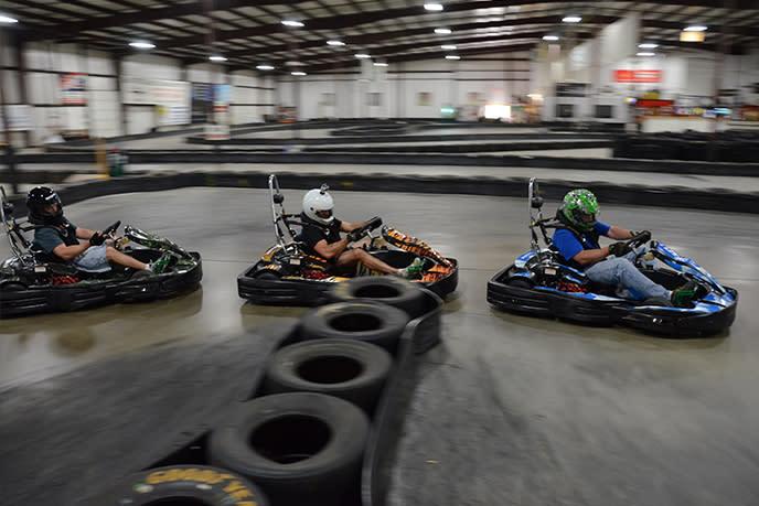 Rush Hour Karting