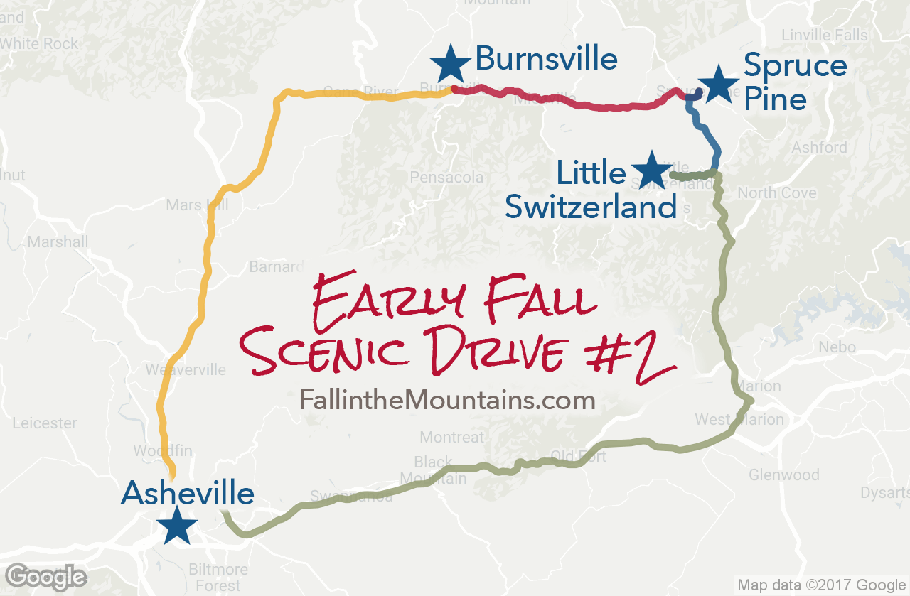 Early Fall Scenic Drive #2