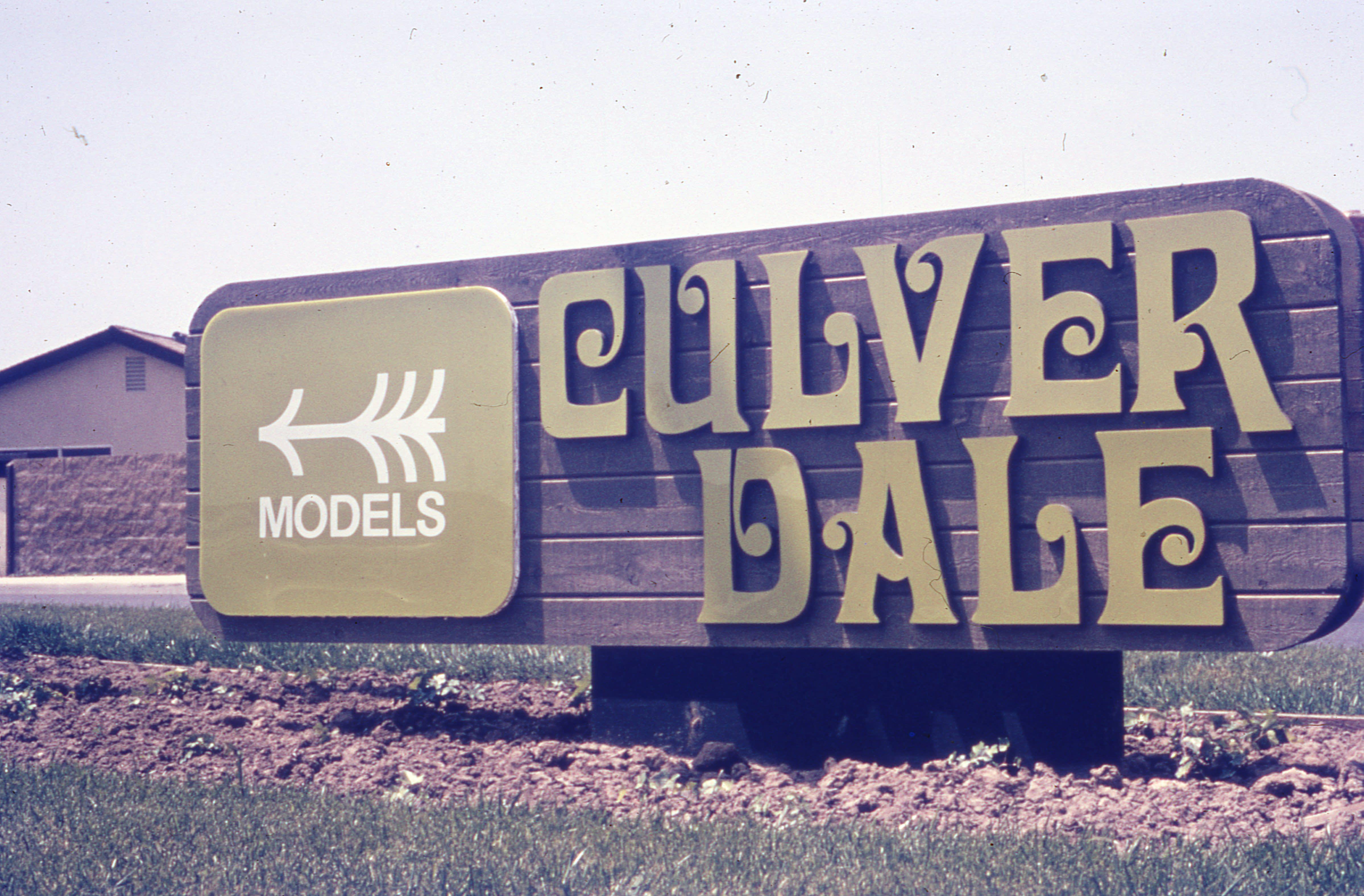 Culver Dale Sign
