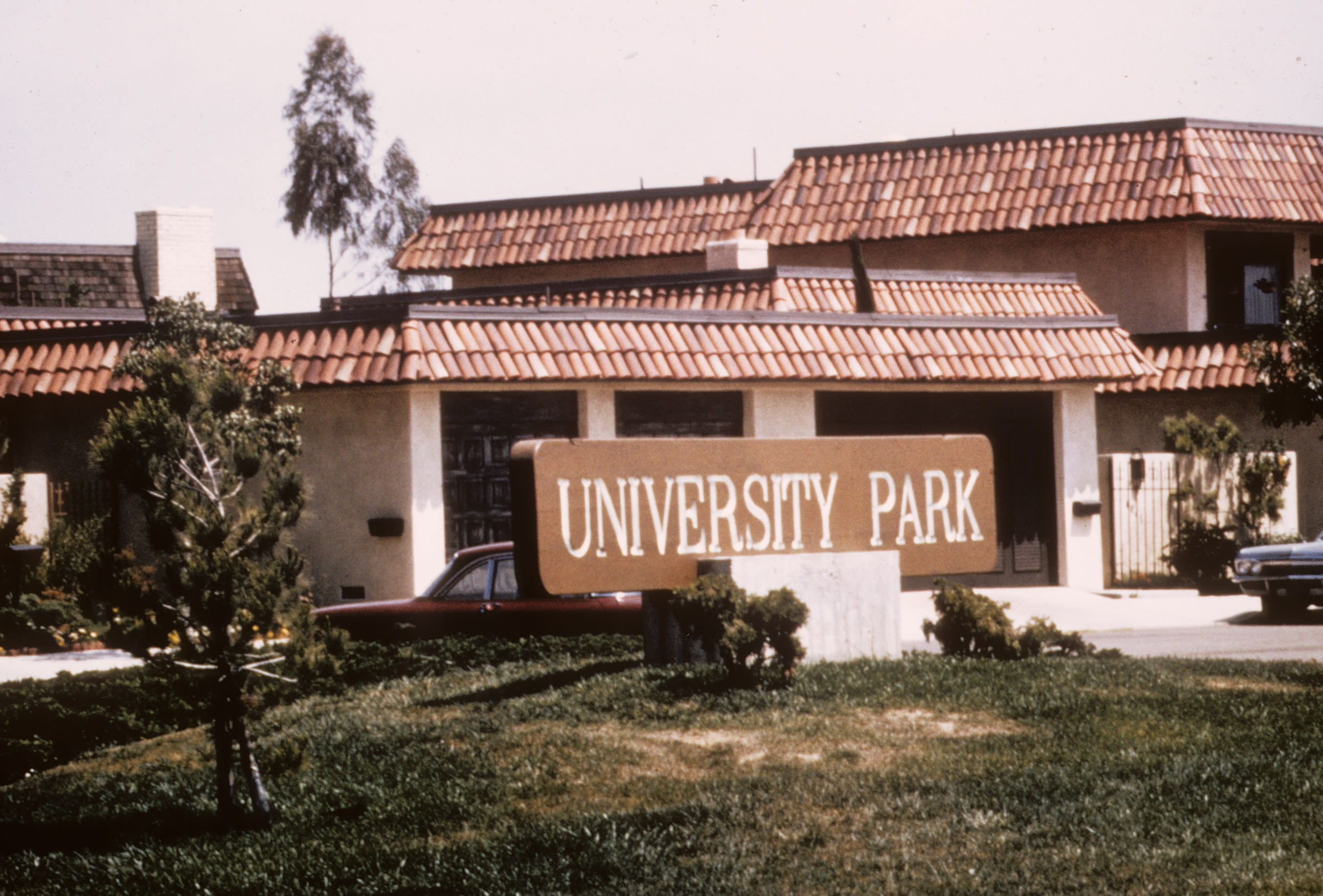 University Place Village in Irvine