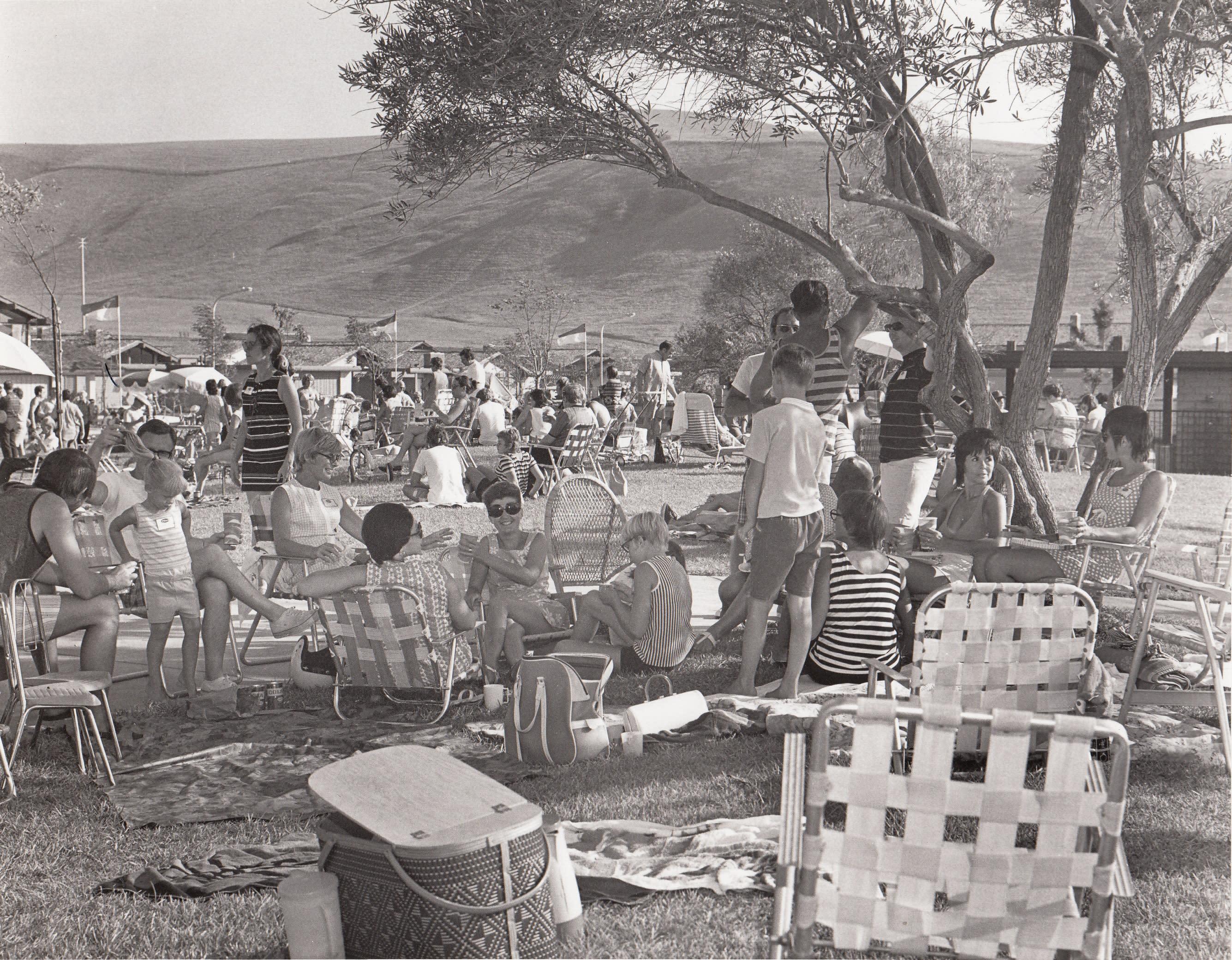 Community Gathering in Irvine