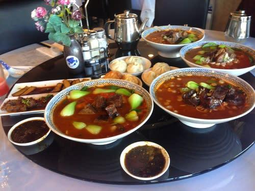 Tai Chi Noodles