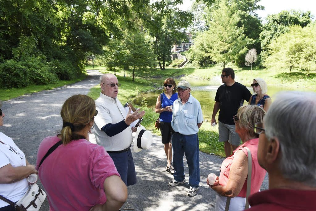 History, Legends, Lore and More Tours of Saratoga