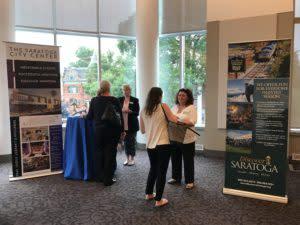 Annual FAM Tour at Saratoga Springs City Center