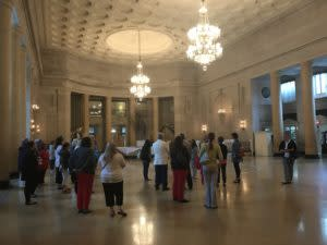 Hall of Springs tour