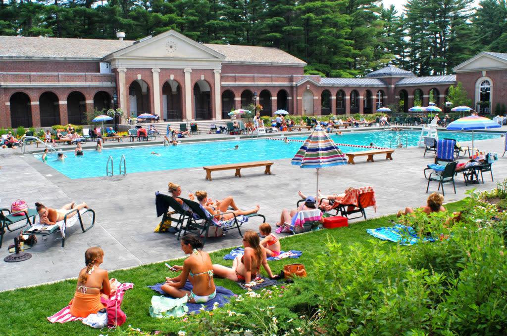 Saratoga Spa State Park, Victoria Pool